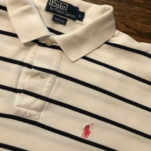Ralph Lauren — Men's Polo Shirt Size Large